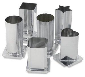 Alumínium gyertyaöntő forma