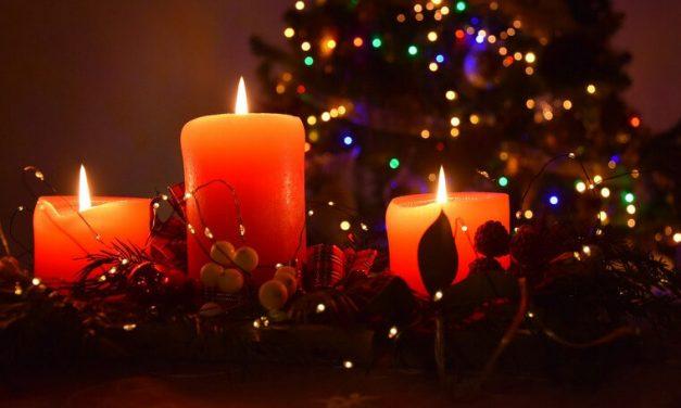 Gyertyák jelentése Karácsonykor