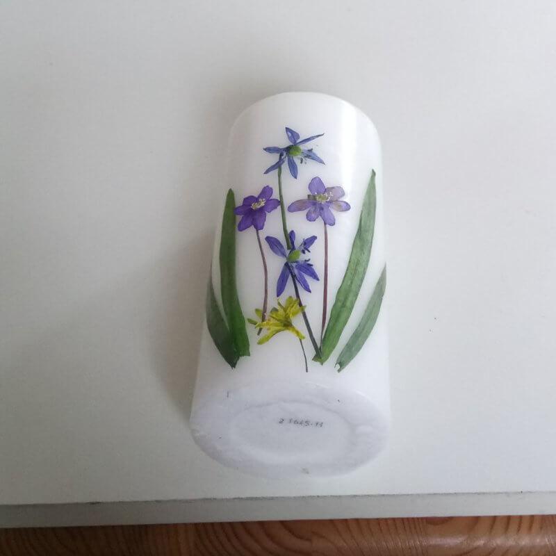Anyák napi kreatív ajándék mezei virággal